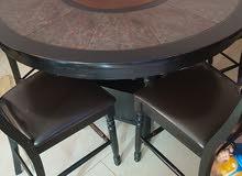 طاولة سفرة خشب ماليزي