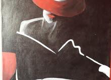Tablaux Acrylic Youssef