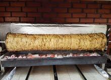 شيف شاورما فحم مميزة جدا