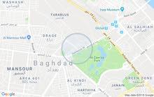 بيت للايجار  بغداد الجديده  شارع 18