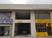 محل تجاري للايجار في شارع ابو راشد