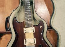 electric guitar aria pro