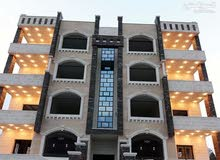 شقق --مقابل جامعه اليرموك- في اربد--تصميم ممتاز-----تفاصيل داخل -حديثة البناء
