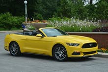 Ford Mustang 2018 For Rent