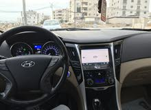 Renting Hyundai cars, Sonata 2015 for rent in Irbid city