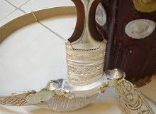 خنجر قرن زراف هندي