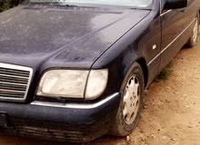 Used condition Mercedes Benz S 500 1997 with 180,000 - 189,999 km mileage