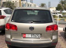 Volkswagen Touareg Used in Abu Dhabi