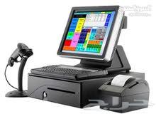 برامج نقاط البيع لجميع مجالات البيع بالتجزئة POS ( أقساط أو كاش )