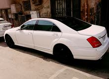 Used condition Mercedes Benz S350 2006 with +200,000 km mileage