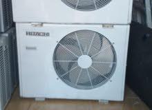 مكيفات 1.5 & 2 طن هيتاشي مستعمل Conditioners 1.5 & 2 tons Hitachi used