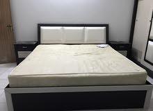 غرفة نوم للبيع ( شبه جديده استخدام سنتين )