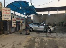محطة غسل السيارات للبيع