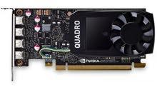 كرت شاشه PNY NVIDIA Quadro P1000