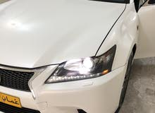 Used condition Lexus GS 2013 with 50,000 - 59,999 km mileage