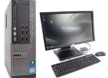 عروض علا فبراير انتهز الفرصة للبيع 55 دك Dell Desktop optiplex Core i3
