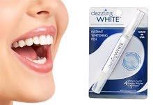 قلم تبيض الاسنان المشهور Dazzling White ماركة امريكية اصلية