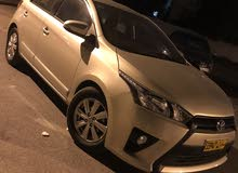 Used condition Toyota Yaris 2015 with  km mileage