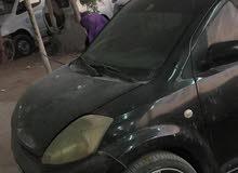 Daihatsu sirion model 2007