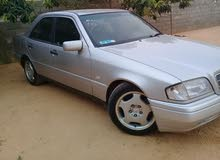 Silver Mercedes Benz C 180 2000 for sale