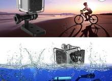 كاميرا مراقبة أكشن تصوير تحت الماء