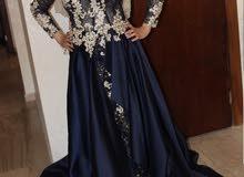 d9cf96c14 فستان سهرة لبسة واحدة للبيع