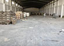 مصنع للإيجار عنبر جمالون  مساحة 2000 م بسعر ممتاز جدا للشركات الكبرى