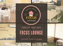 كافيه focus lounge