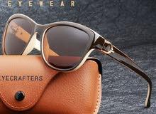 نظارات شمسية نسائية .