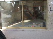 محل في شارع جمال عبد الناصر لايجار مساحه 85متر