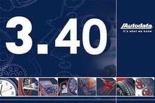 برنامج auto data 3.40 وبرنامج alldata للبيع
