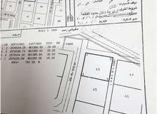 أرض للبيع قريب مسجد ومحلات ووسط المنازل