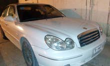 Hyundai Sonata car for sale 2002 in Tripoli city