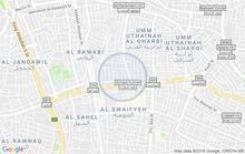 Ground Floor  apartment for rent with 2 Bedrooms rooms - Amman city 7th Circle