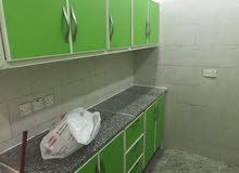 شقة غرفتين كبار وصالة بسعدالعبدالله