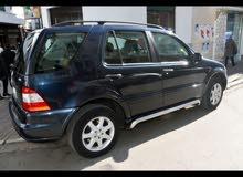 سياره 2003 ذات دفع رباعي ml 270