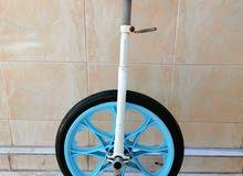 دراجه مميزه ذات عجله واحدة