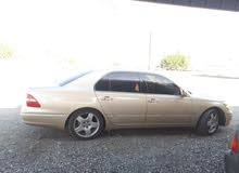 For sale 2004 Gold LS