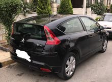 Citroen C4 2007 For sale - Black color