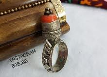Old Yemeni Ring خاتم يمني قديم تراث