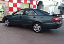 Gasoline Fuel/Power   Toyota Camry 2002
