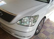 For sale Lexus LS car in Fujairah