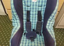 كرسي سيارة للأطفال من مذركير مستعمل للبيع