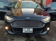 Ford Fusion 2016 For sale - Black color