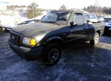 Manual Green Ford 2005 for sale