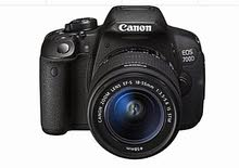 Canon 700D in good condition