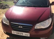 Hyundai Avante 2008 For sale - Maroon color