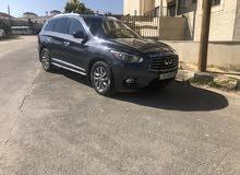 إنفينيتي QX60 2014 لون فيراني للبيع باقل سعر بالسوق