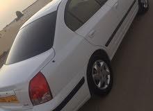 Hyundai Elantra 2005 For sale - White color