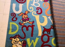 small kids rug very clean 200 * 100 cm